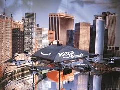 未來10年 誰將主宰》Amazon無人送貨機 搶先贏得制空權?