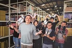 老闆變網紅先修班—富發牌古著鞋總經理呂紹楠》支持30間製鞋廠、500位熟齡就業 海派直播幫傳產出貨賣一波