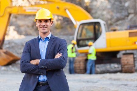 淺談營建業常見施工機械操作人員資格