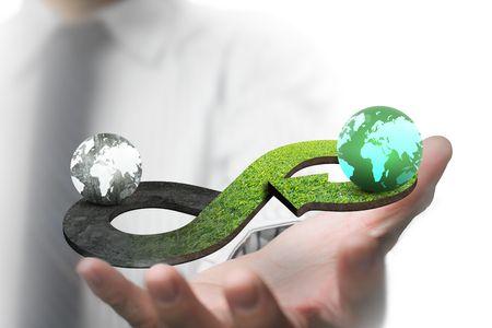 「No Waste」不再有廢棄物,談循環經濟