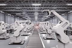 改寫經濟發展軌跡》AI+IoT+機器人 把製造變質造