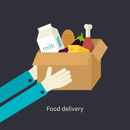 食材配送服務  讓生活更便利