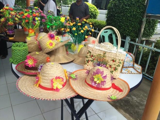 泰國社區資源回收升級為環保文創