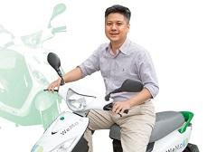 威摩科技》WeMo綠經濟上路 共享機車拚攻東南亞