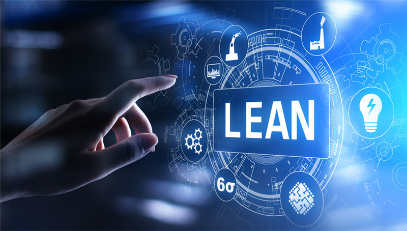 精實智造LSM (Lean Smart Manufacturing)