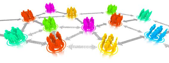 組織虛擬化五大步驟