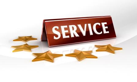 你的服務顧客領情嗎?