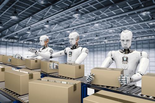 員工與機械人揚長補短產生綜效,是領導人要思考的議題。